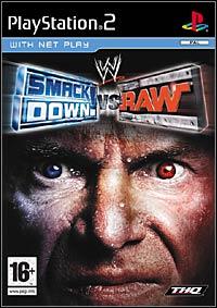 Okładka WWE SmackDown! vs. Raw (PS2)