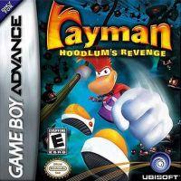 Game Box for Rayman: Hoodlum's Revenge (GBA)