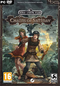 Okładka The Dark Eye: Chains of Satinav (PC)