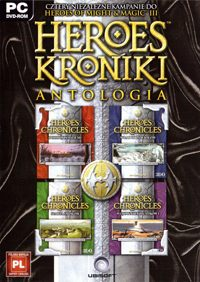 Okładka Heroes Chronicles: Collector's Edition (PC)