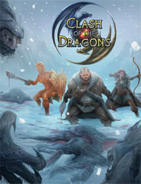 Game Box for Clash of the Dragons (WWW)