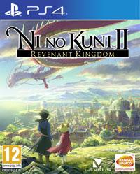Game Ni no Kuni II: Revenant Kingdom (PS4) cover