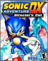 Okładka Sonic Adventure DX (PC)