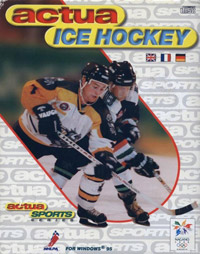 Actua Ice Hockey cover