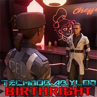 Okładka Technobabylon: Birthright (PC)