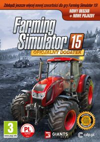 Okładka Farming Simulator 15: Official Expansion (PC)