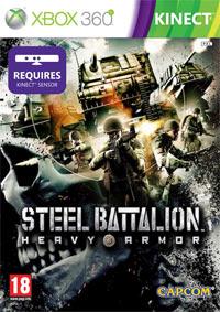 Okładka Steel Battalion: Heavy Armor (X360)