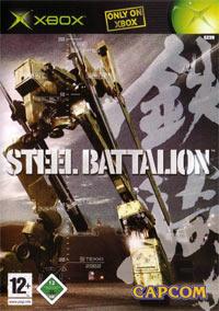 Okładka Steel Battalion (XBOX)