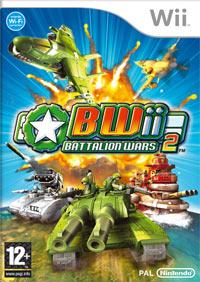 Okładka Battalion Wars 2 (Wii)
