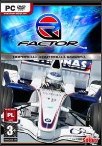 Okładka rFactor (PC)