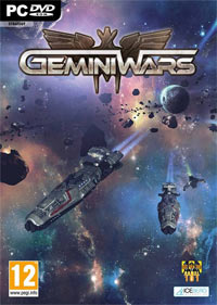 Okładka Gemini Wars (PC)