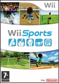 Okładka Wii Sports (Wii)