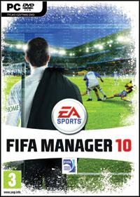 Okładka FIFA Manager 10 (PC)