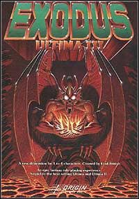 Okładka Ultima III: Exodus (PC)