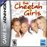Okładka The Cheetah Girls (GBA)
