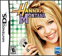 Okładka Hannah Montana (NDS)
