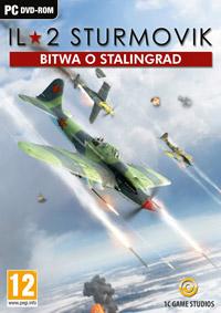 Okładka IL-2 Sturmovik: Battle of Stalingrad (PC)