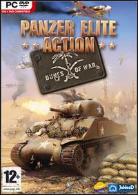 Okładka Panzer Elite Action: Dunes of War (PC)