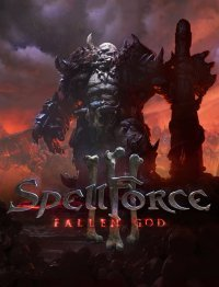 Game Box for SpellForce 3: Fallen God (PC)