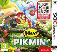 Game Box for Hey! Pikmin (3DS)