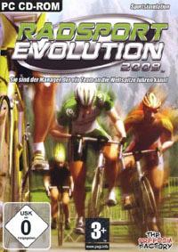Okładka Cycling Evolution 2009 (PC)