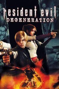Okładka Resident Evil: Degeneration (iOS)