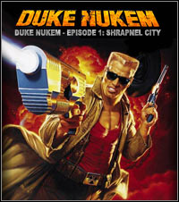 Okładka Duke Nukem: Episode 1 - Shrapnel City (PC)