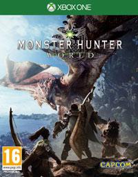Game Monster Hunter: World (PC) cover