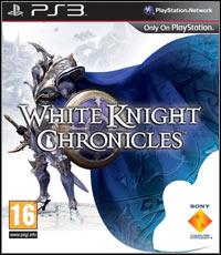 Okładka White Knight Chronicles (PS3)