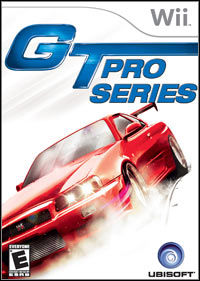 Game Box for GT Pro Series (Wii)