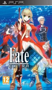 Okładka Fate/Extra (PSP)