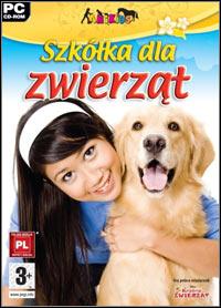 Okładka Szkolka dla zwierzat (PC)