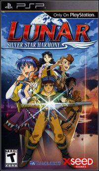 Okładka Lunar: Silver Star Harmony (PSP)