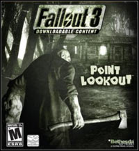 Game Fallout 3: Point Lookout (PC) cover
