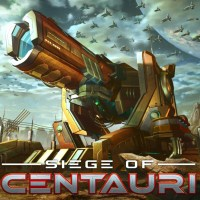 Game Box for Siege of Centauri (PC)