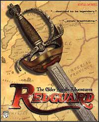 Okładka The Elder Scrolls Adventures: Redguard (PC)