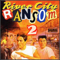 Game Box for River City Ransom 2 (Wii)