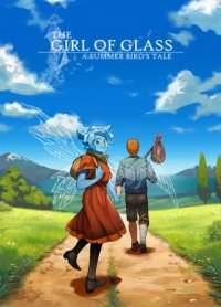 Game Box for The Girl of Glass: A Summer Bird's Tale (PC)