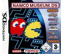 Okładka Namco Museum DS (NDS)