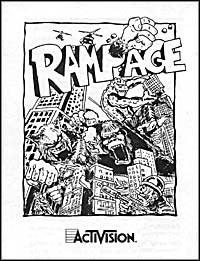 Okładka Rampage (PC)