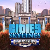 Game Box for Cities: Skylines - Campus (PC)