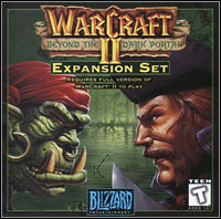 Okładka WarCraft II: Beyond the Dark Portal (PC)