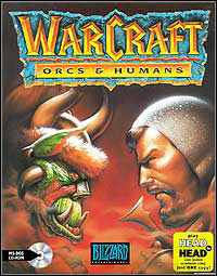 Okładka WarCraft: Orcs and Humans (PC)