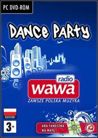 Okładka Dance Party Radio WAWA (PC)