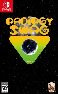 Okładka Radirgy Swag (Switch)