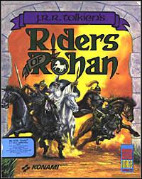 Okładka J.R.R. Tolkien's Riders of Rohan (PC)