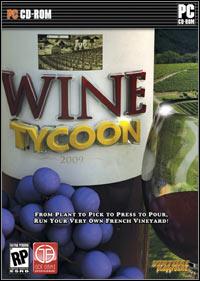 Okładka Wine Tycoon (PC)