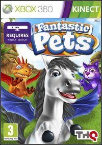 Game Box for Paws & Claws: Fantastic Pets (X360)