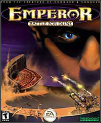 Okładka Emperor: Battle for Dune (PC)