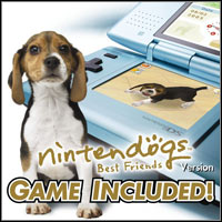 Okładka Nintendogs: Best Friends (NDS)